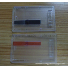 High Quantity Frosted Card Holder