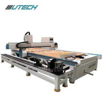Cnc milling Engraver Machine Wood with rotary attachment