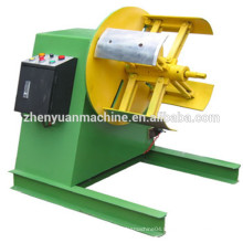 hot sale hydraulic Decoiler Machine/uncoiler machinery