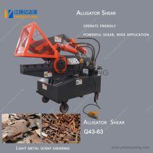 Alligator Shear for Steel Scrap