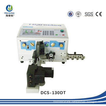 High Precision CNC Wire Cable Cutting & Stripping & Twisting Machine