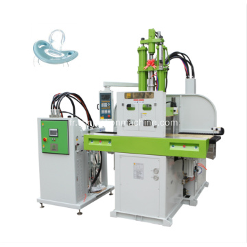 Machine de moulage par injection de mamelon de biberon LSR