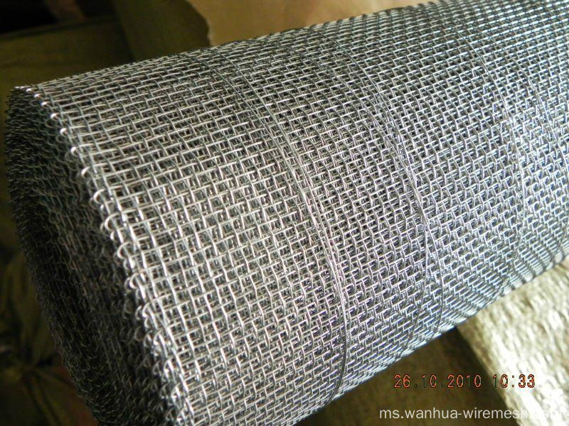 Mesh Crimped Weave Crimped Wire Mesh