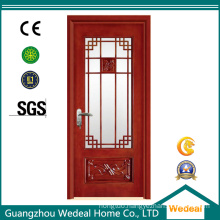 Customized PVC Wood Door for Project (WDP5047)
