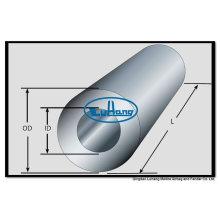 Aile cylindrique en caoutchouc pour quais et piles
