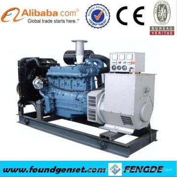 Prix d'usine 2015 du générateur de puissance diesel KOREAN DOOSAN, générateur diesel électrique doosan de secours (125 - 775kVA)