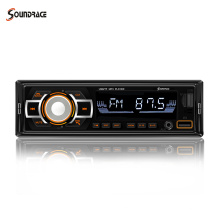 Auto MP3 FM Transmitter Reader