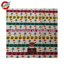 El mejor precio 100% algodón africano estupendo cera imprime la tela