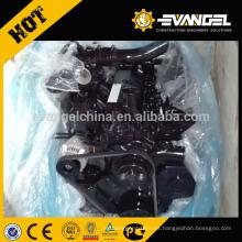 Todo el poder y las marcas Motor diesel usado en cargadora de ruedas y otras maquinarias