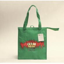 Bolsos de mano de algodón por mayor promoción