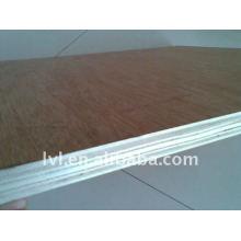 Muebles de chapa de madera de roble