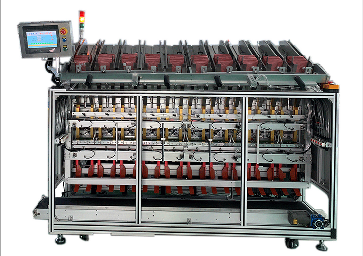 10Channel Eye Mask Pack Filling Machine