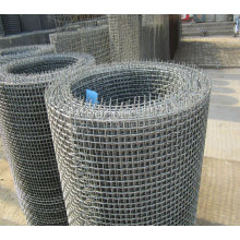 Acero inoxidable de malla de alambre prensado / Pantalla de malla impermeable