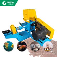manufacturer 80-100kg/h trout fish forage processing equipment
