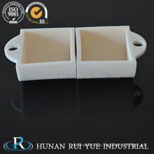 Crisoles de cerámica de Ruiyue alúmina con alta calidad