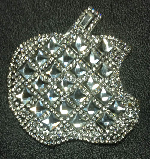 2014 New Rhinestone Trimming, Vintage Applique pour Lady's Shoes