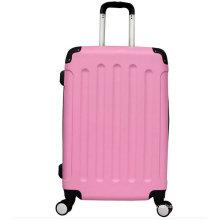 Fashion 8 Wheels ABS Hard Travel Trolley Luggage