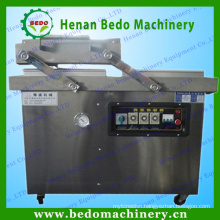 2014 the automatic double chambers vacuum packaging machine 008613253417552