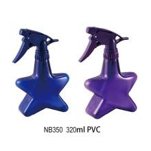Garrafa de pulverizador de gatilho de plástico para limpeza doméstica (NB383)