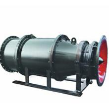 Pompe à eau à flux mixte