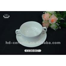Keramik-Suppenschüssel