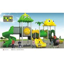 B10204 Cheaper Children Playground, Outdoor Plastic Slides
