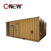 800 kVA 800kVA/640kw Yuchai Portable Super Silent Open Type Soundproof 20FT Container Diesel Generator Myanmar Market