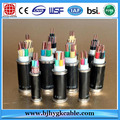 15kv Middle Volt copper 50mm2 XLPE Insulate Cable de alimentación