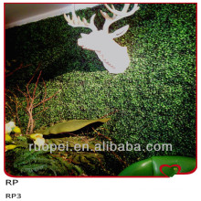 Китай крытый декоративный искусственный Самшита хедж / искусственные зеленые стены