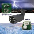 Обогреватель объектива ночного видения долгосрочного видения камеры AHD 5-50mm и молниезащита