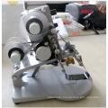 DY8 2 line Desktop thermal transfer hot stamping foil date code printing manual coding printer machine