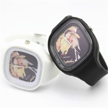 electronic silicone watches(Luhaoxian)