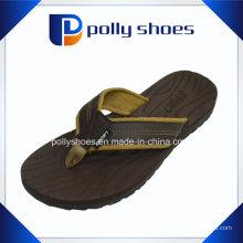 Nouveau Mens Brown Gage Orthopédique Flip Flop Thong Sports Sandales