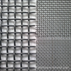 Anping Crimped Metal Mesh