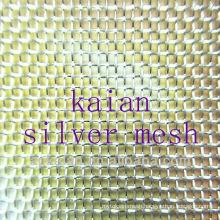 pure silver wire netting