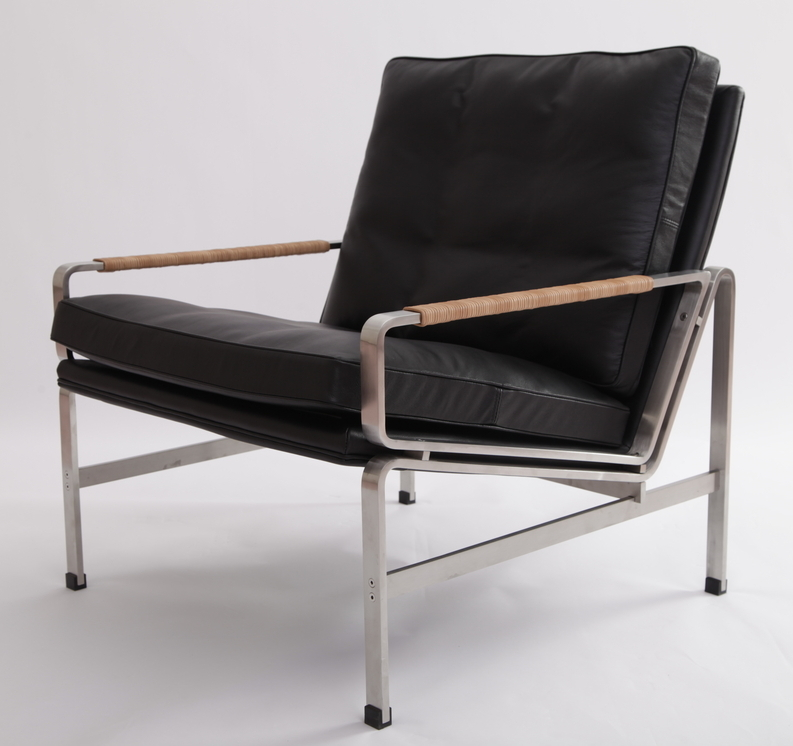 Leather Fk6720 Armchair