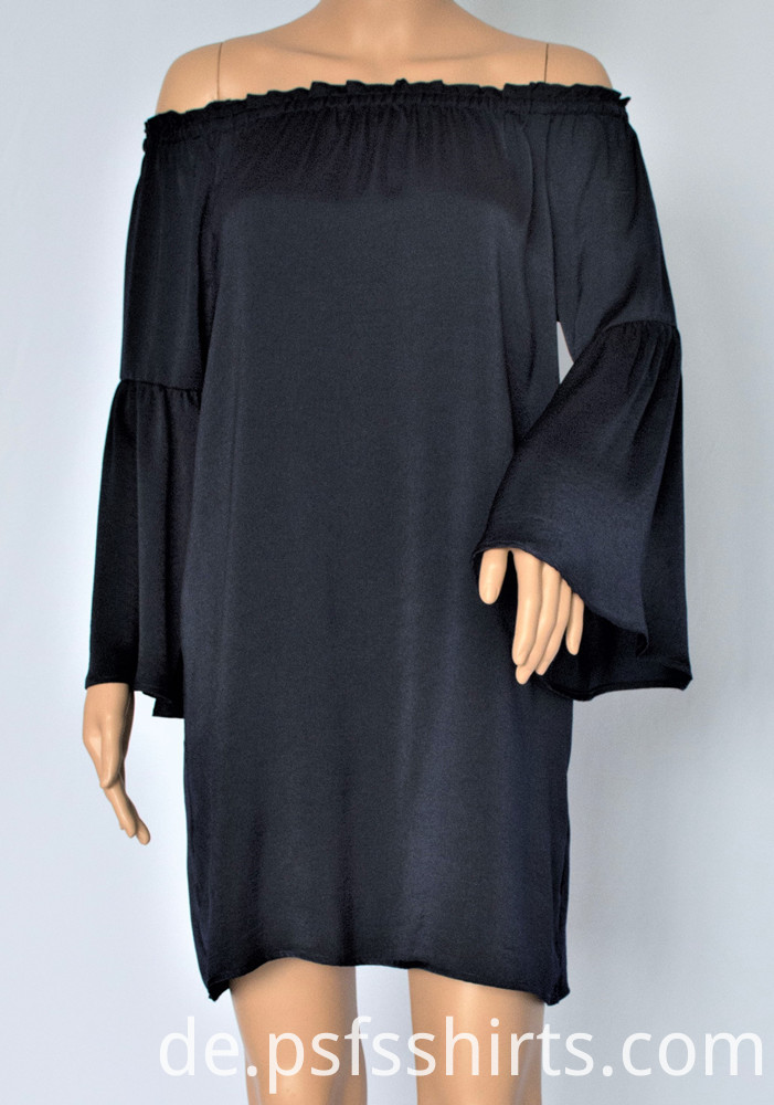 Ladies Long Sleeve Dress