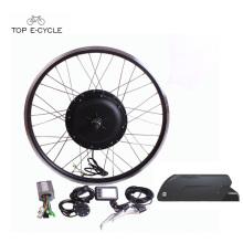 Kit eléctrico de la bicicleta del kit de convección del ebike de la venta del conjunto 1500W chino para la venta