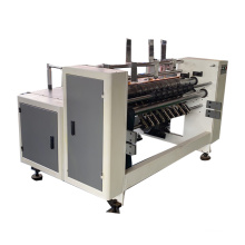 Automatic partition slotting cardboard cutting machine for separating
