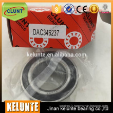 Front wheel hub bearings DAC346237 for car made in china