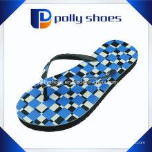Sandalias Flip Flop de mujer color verde azulado nuevas en caja