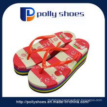 2016 Newest Women High Heel PVC Sandal