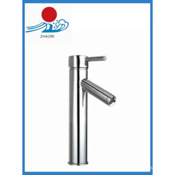 Mezclador del grifo del lavabo de la manera en mercancías sanitarias (ZR23002-B)