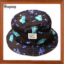 Custom Colorful Unisex Floral Bucket Hat