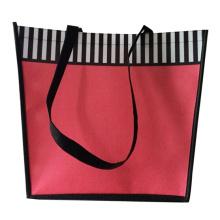 Personalizado impresso não tecido saco de compras / publicidade saco / promoção saco Opg098