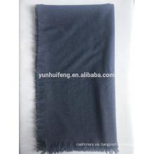 mogolia interior 100% cachemir cuadrado scarf.shawl