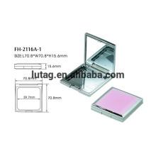 Paleta de Blush de embalagens plásticas