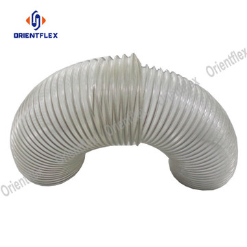 Spirale pvc fil d'acier 10 flexible conduit / tube