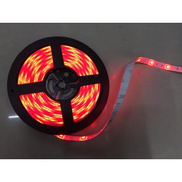 DC24V Vattentät Röd Flexibel LED Strip