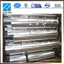 Grandes rollos de papel de aluminio para el contenedor de alimentos con precio barato